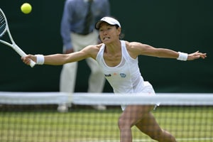 Wimbledon 2013: Kimiko Date-Krumm happy being oldest swinger in town
