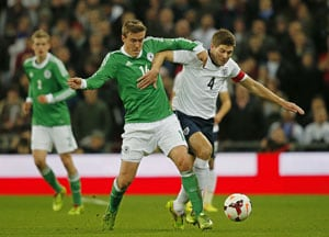 England sink against old rivals Germany