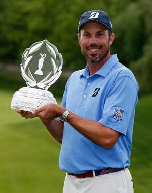 Matt Kuchar wins US PGA Memorial; Tiger Woods, Rory McIlroy disappoint