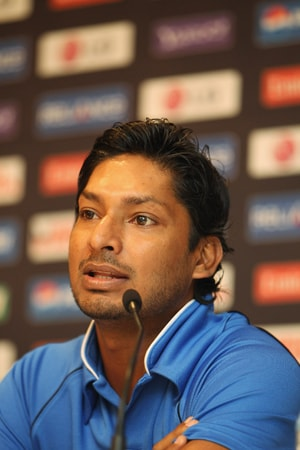 Sangakkara slams SL Board at the Lord's
