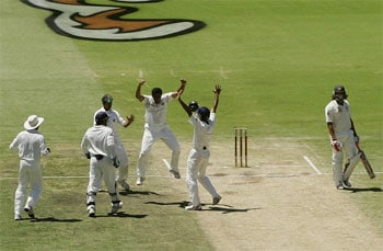 How Kumble's team bounced back in Perth in 2008