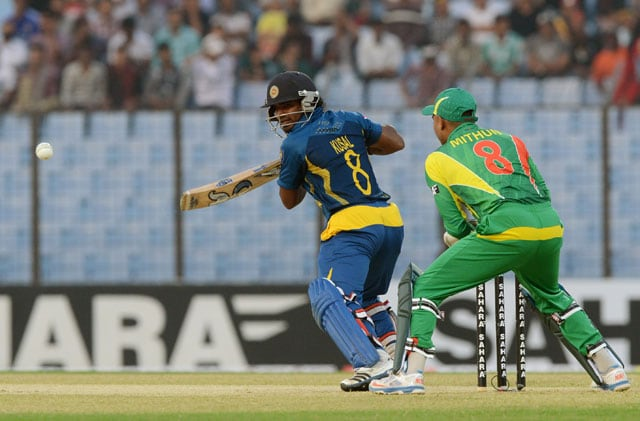 1st T20: Kusal Perera helps Sri Lanka register thrilling two-run victory over Bangladesh