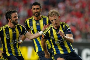 Fenerbahce kicked out of Champions League, Besiktas out of Europa League over match-fixing