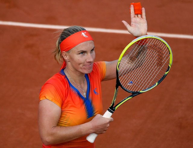 French Open Quarterfinals: Simona Halep to Meet Svetlana Kuznetsova as Andrea Petkovic Tackles Sara Errani