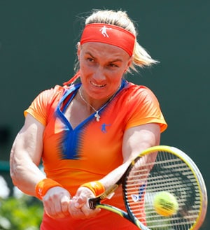 French Open: Svetlana Kuznetsova Beats Petra Kvitova 9-7 in Decisive Set to Enter Fourth Round