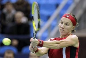 No. 2 seed Kuznetsova through to 2nd round