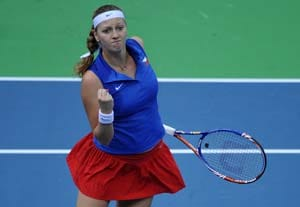 Kvitova, Safarova lead defending champions Czech Republic in Fed Cup