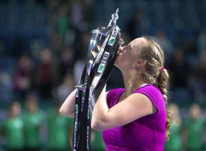 WTA Championships seeks host city for 2014, beyond