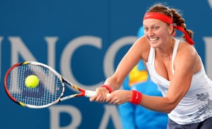 Brisbane International: Petra Kvitova and Sara Errani crash out