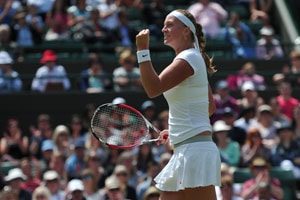Wimbledon 2013: Former champion Petra Kvitova reaches 4th round