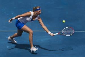 Petra Kvitova off to winning start in Madrid