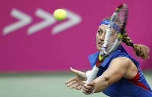 Kvitova puts Czechs through to Fed Cup finals