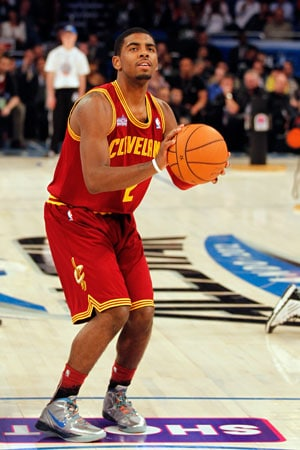 Irving leads Team Chuck to Rising Stars game win