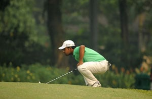 Anirban Lahiri tied 27th after Round 3 in World Cup of Golf, Ganganjeet Bhullar struggles