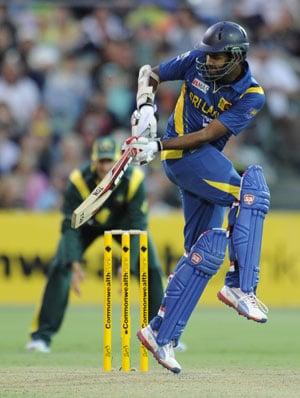 Sri Lanka beat Australia by 8 wickets