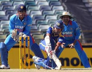 Jayawardene feels Sri Lanka fell 40 runs short