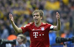 Bayern lifted by home comforts: Lahm