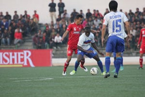 I-League: Shillong Lajong FC hold United SC to 1-1 draw