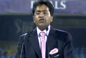 Lalit Modi Re-Elected President of Nagaur Cricket Body