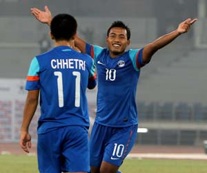 India face Chinese Taipei in AFC Challenge Qualifiers