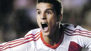 Lamela signs for Roma as River Plate cut costs