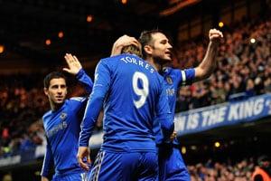 Merciless Chelsea humiliate Villa in 8-0 thrashing