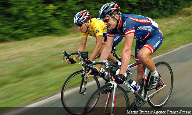 How Lance Armstrong's wall fell, one rider at a time