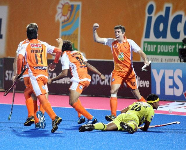 Hockey India League: Kalinga Lancers stun Ranchi Rhinos 4-1