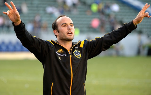 Snubbed Landon Donovan Becomes All-Time Top Scorer in Major League Soccer
