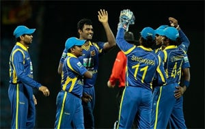 Sri Lanka miffed by exile from Colombo