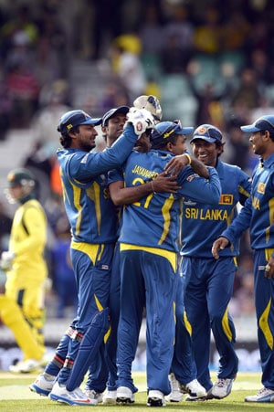 ICC Champions Trophy Stats: Sri Lanka maintain unbeaten record against Australia in the tournament