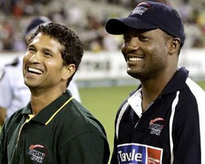 Brian Lara knows Sachin's ton is coming, for sure