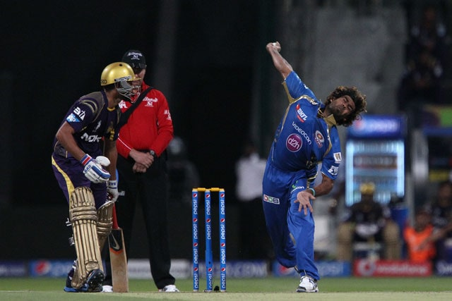 IPL 7: Dropping Jacques Kallis' catch gifted match to Kolkata Knight Riders, says Lasith Malinga