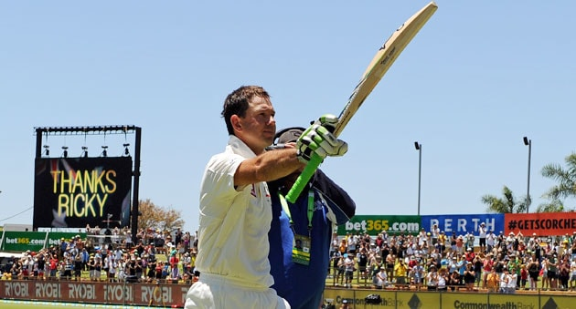 I have been lucky to play as many Tests and cherish every moment, says Ricky Ponting