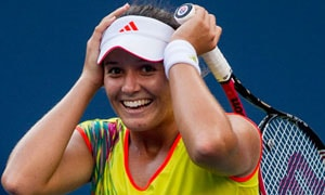 Laura Robson enters Guangzhou Open semi-finals