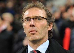 Laurent Blanc unfazed at not being PSG's first choice