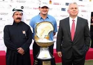 Paul Lawrie wins Qatar Masters