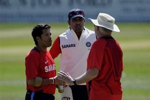 India lucky to have Fletcher: Laxman
