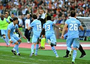Lazio beat Roma to win Italian Cup to qualify for Europa League