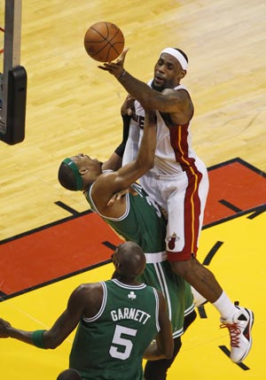 Miami Heat top Boston Celtics 101-88 in Game 7