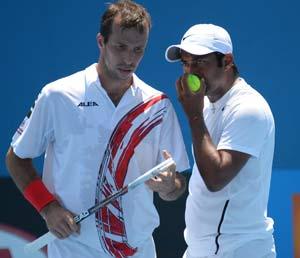 Leander Paes-Radek Stepanek move into Indian Wells pre-quarterfinals