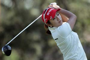 Lee Bo-mee leads Australian Masters after 1st round