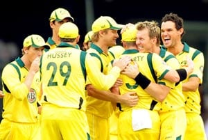 Australia level series despite Sammy heroics