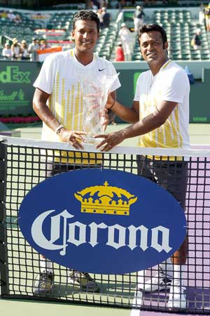Lee-Hesh climb above Bryan brothers to World No.1 spot