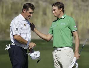 Westwood, McIlroy reach Match Play quarters