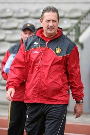 Belgium must win Euro 2012 qualifier in Germany