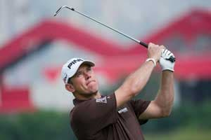 Westwood triumphs in China Golf Challenge