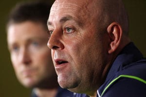 The Ashes: Darren Lehmann demands more from Australia's batsmen