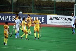 Aiyappa leads Karnataka Lions to 3-2 win