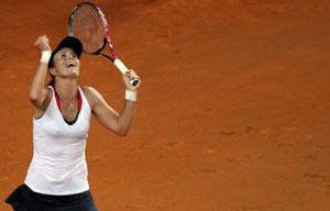 Varvara Lepchenko beats Roberta Vinci to tie Fed Cup